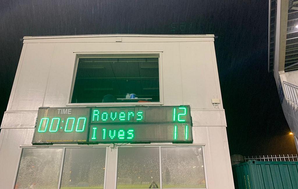 Shamrock Rovers wygrało serię rzutów karnych