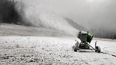 Armatki śnieżne