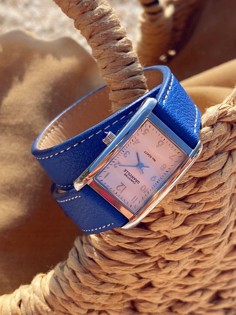 Nowa paski zegarków Christine Granville