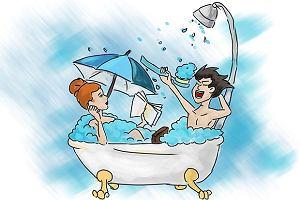 Łazienka z prysznicem czy z wanną? 5 pytań, dzięki którym podejmiesz właściwą decyzję