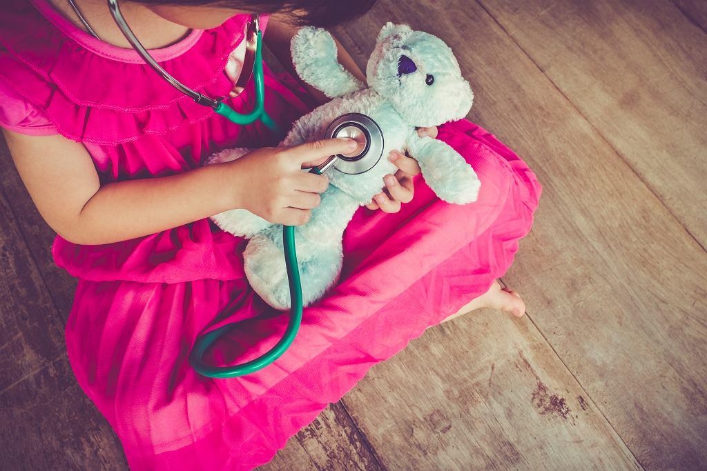 Neuroblastoma to rzadki nowotwór