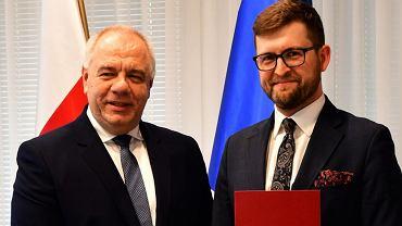 Jacek Sasin, Andrzej Śliwka