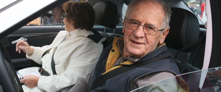 """Sobiesław Zasada: Często ludzie mnie pytają: """"Jak pan tu przyjechał?"""", bo są pewni, że z kierowcą"""