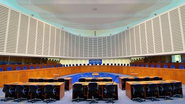 Europejski Trybunał Praw Człowieka. Zdjęcie ilustracyjne.