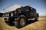 Hummer H1 Tupaca