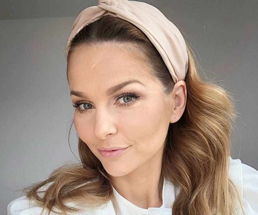 Paulina Sykut Jeżyna Zmieniła Kolor Włosów Postawiła Na