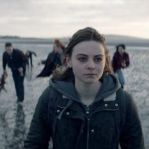 Kadr z filmu : ' Jak najdalej stąd '