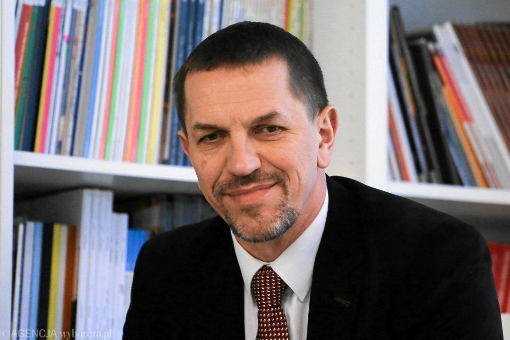 Prof. Jarosław Flis