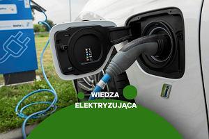 """Zużycie energii w samochodzie elektrycznym - ile to w benzynie? """"Pali"""" niecały litr na 100 km"""