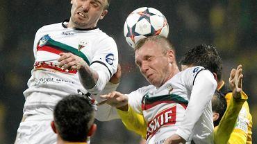 Mecz GKS Katowice - GKS-u Tychy z jesieni