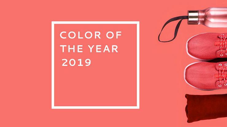 Kolor roku 2019 Living Coral