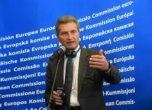 Były komisarz UE Guenther Oettinger ma być doradcą Viktora Orbána
