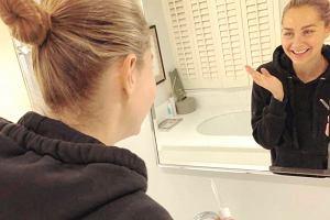 Małgorzata Socha pochwaliła się łazienką