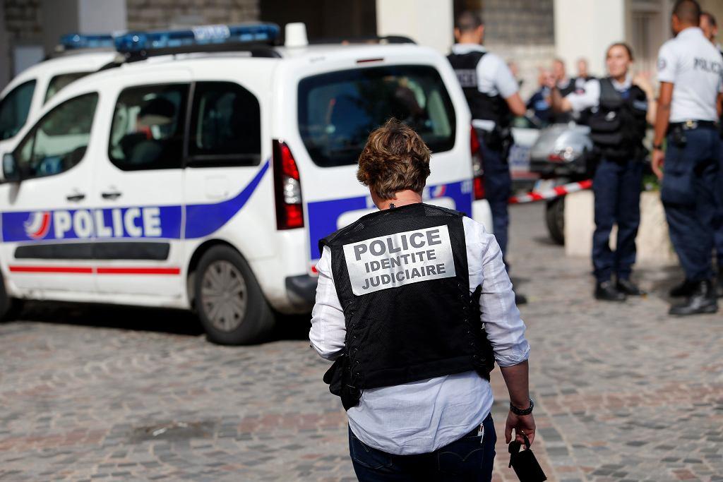 Atak pod Paryżem