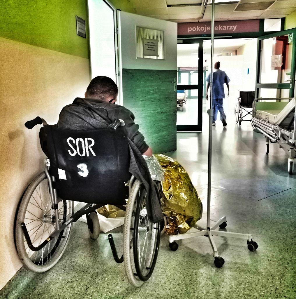 SOR w Uniwersyteckim Szpitalu Klinicznym we Wrocławiu