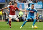 Arkadiusz Milik jest bez szans na występ w hicie Serie A