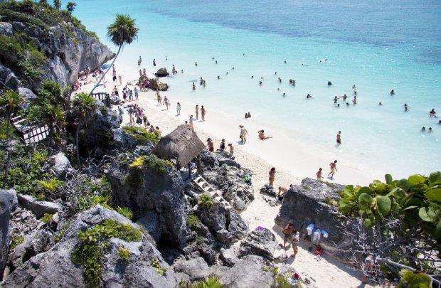 Plaża w Tulum/ Fot. Shutterstock