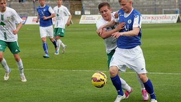 Trzecia liga piłkarska: Stilon Gorzów - UKP Zielona Góra 1:0 (0:0)