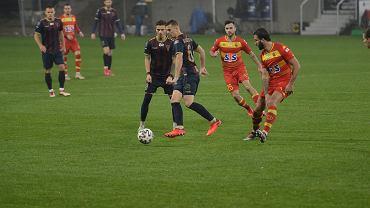 Pogoń Szczecin - Jagiellonia Białystok 3:0