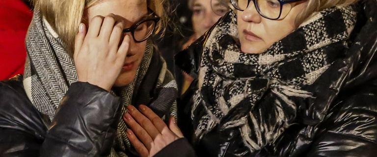 Przemowa córki Adamowicza poruszyła tłumy. ''Ja ciebie tatusiu bardzo kocham''