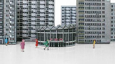 Zupagrafika - warszawskie blokowiska z papieru