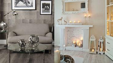 Dekoracje do mieszkania - lampiony i latarenki