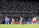 Liga Europejska. Skandaliczny transparent bośniackich kiboli