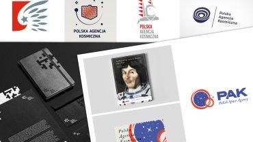 Loga odrzucone w konkursie Polskiej Agencji Kosmicznej
