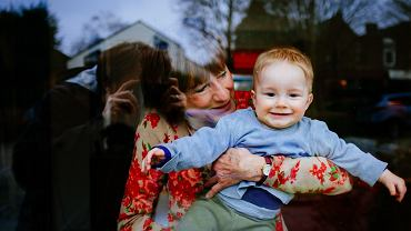 Babcie zwiększają szansę wnuków na dobry rozwój