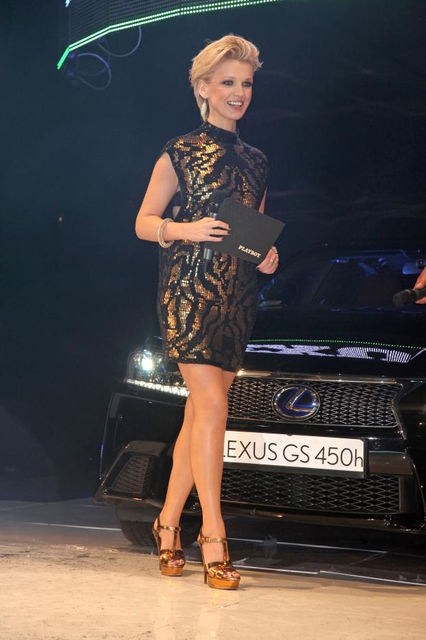 Samochod Roku Playboya, Palac Zamoyskich, 20.06.2012, fot. WBF