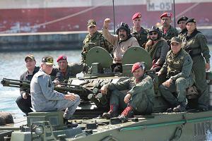 Wenezuela: tu wszystko zależy od armii. Generałowie kontrolują gospodarkę i boją się zmiany władzy