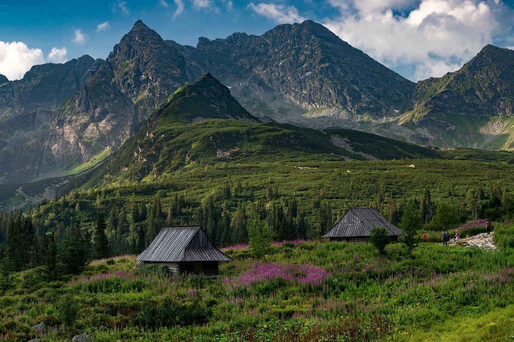 Szlaki na Kościelec należą do najbardziej wymagających w Tatrach. Udać tam powinni się tylko doświadczeni turyści górscy.