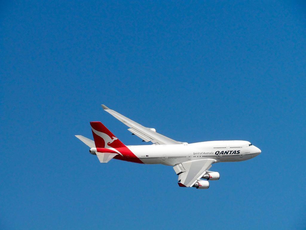 Australijskie linie lotnicze Qantas zdecydowały, że na pokłady ich samolotów wejdą jedynie osoby zaszczepione na COVID-19
