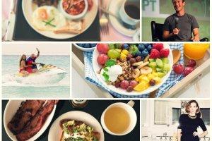 Co bogacze jedzą na śniadanie? Poznaj poranne zwyczaje szych świata biznesu