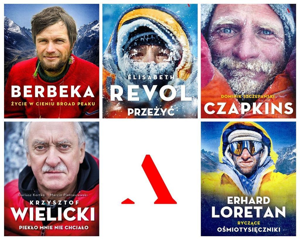 Wysokogórskie opowieści - 5 biografii, które warto poznać