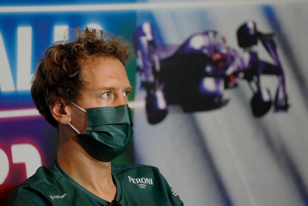 Co z przyszłością Sebastiana Vettela? Niemiec komentuje plotki