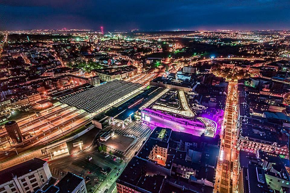 Katowice przyciągają inwestorów. Miasto docenione w rankingu ...