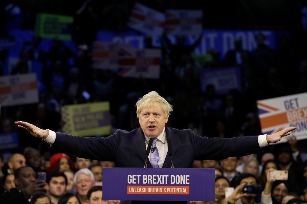 APTOPIX Britain Brexit Election