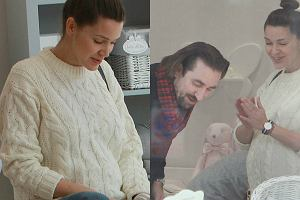 Tomasz Iwan i Natalia Jakuła w marcu mają powitać na świecie swoje pierwsze dziecko. Para zaczęła już urządzać pokoik dla syna. Wybrali się do luksusowego sklepu, a w ślad za nimi paparazzo.