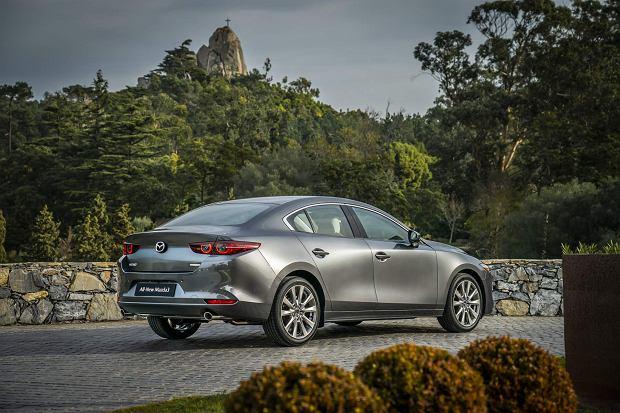 Nowa Mazda 3 - znamy już szczegóły jednostek napędowych