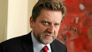 Wiceminister Jarosław Pinkas,  odpowiedzialny za naukę i zdrowie publiczn