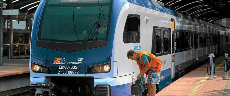 Miliard złotych na nowe pociągi dla PKP Intercity. Wiemy gdzie pojadą