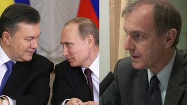 Janukowycz, Putin, Klich