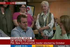 """Głosował za Brexitem, a teraz mówi w BBC, że jest w szoku. """"Myślałem, że zostaniemy w UE"""""""