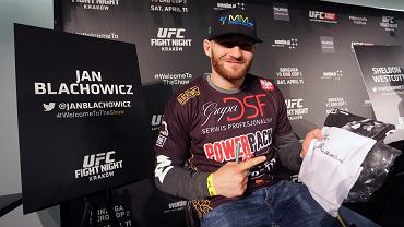 Spadek Jana Błachowicza w rankingu UFC. Walka o pas się oddala?