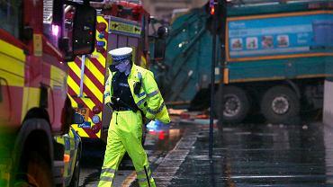 W wyniku wypadku w Glasgow zginęło sześć osób