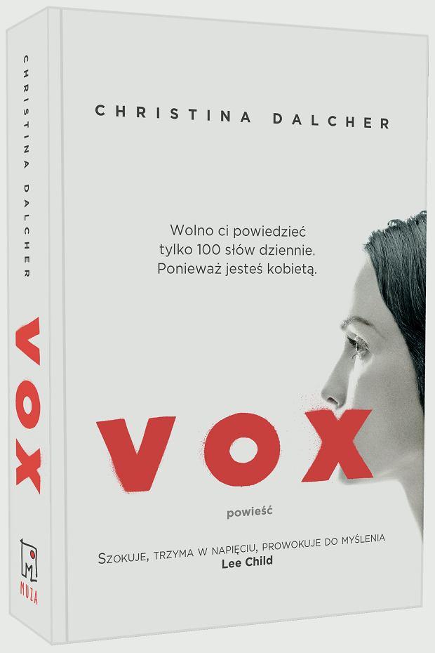 Christina Dalcher 'Vox'