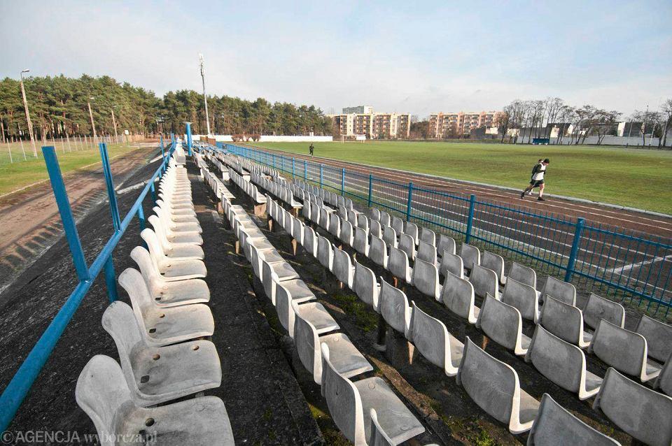 Stadion Zawiszy W Fordonie Do Remontu Będzie Jak Nowy