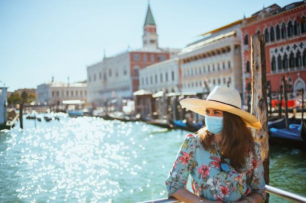 AGNIESZKA: Zawsze miałam długą listę marzeń, a Marcin po kolei je spełnia. Mimo pandemii zabrał mnie między innymi do Wenecji / Fot. zdjęcie ilustracyjne Shutterstock.com