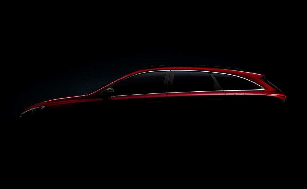 Hyundai i30 Wagon (teaser)